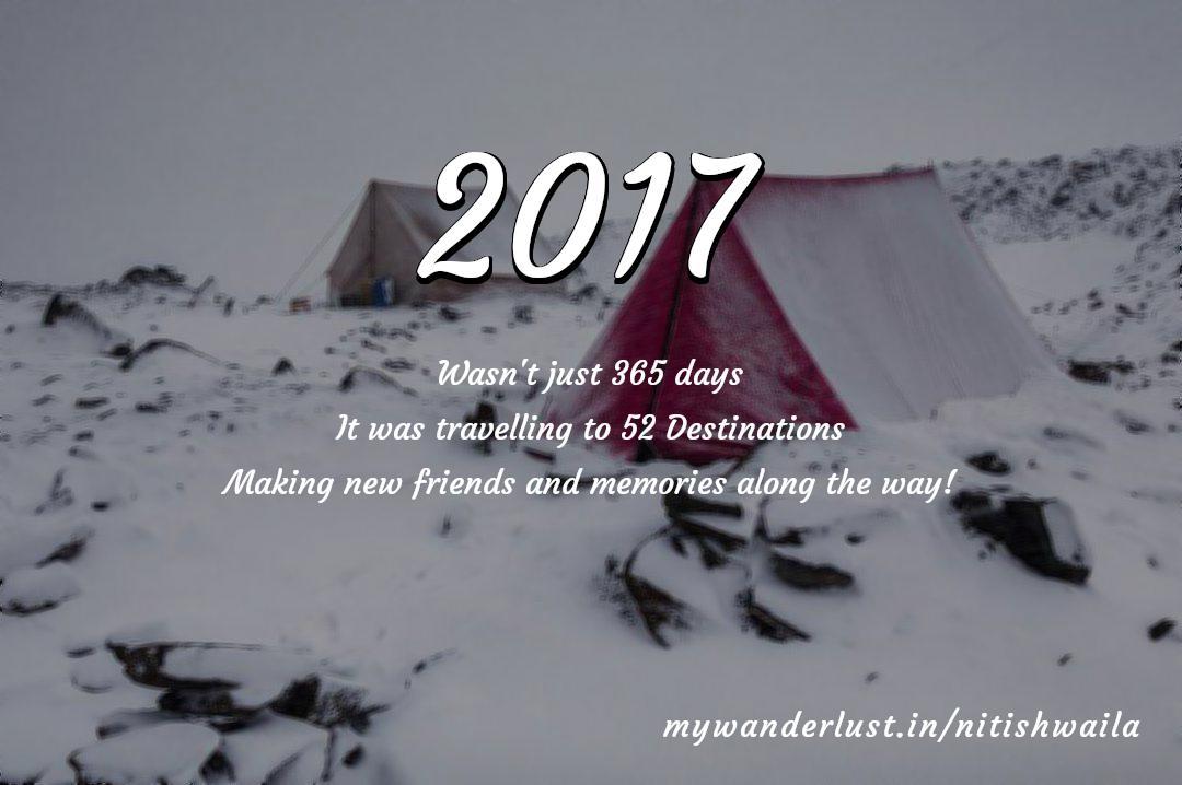 nitishwaila's year in travel