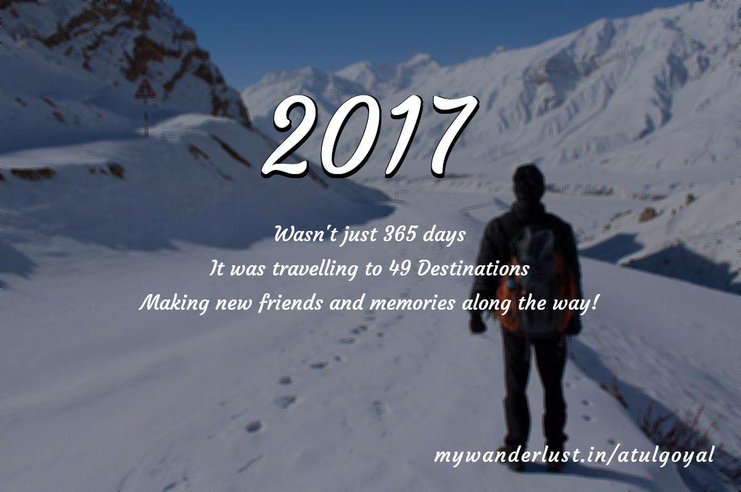 atulgoyal's year in travel