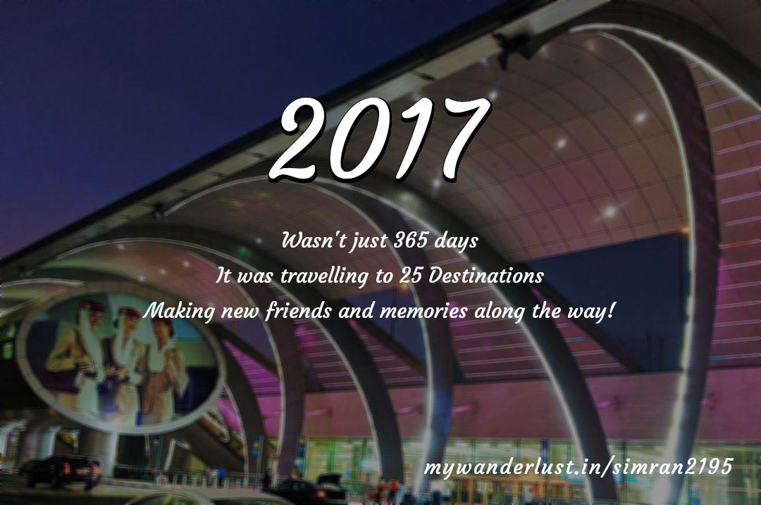 simran2195's year in travel