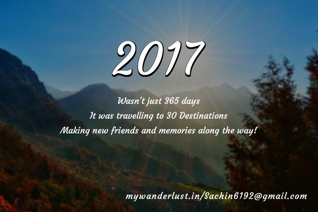 Sachin6192@gmail.com's year in travel