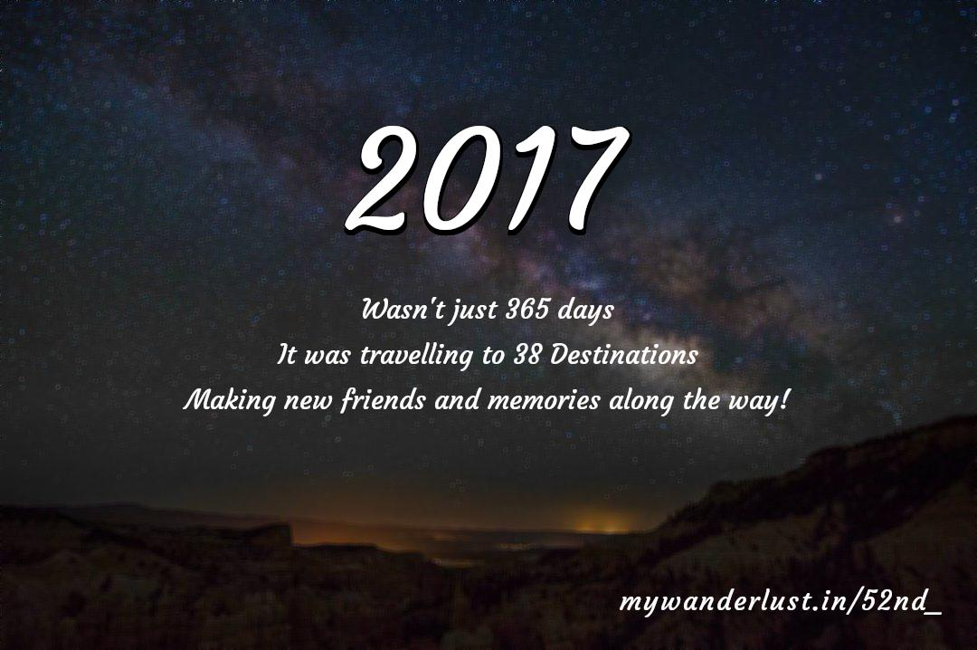52nd_'s year in travel
