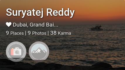 Suryatej Reddy