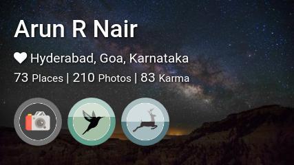 Arun R Nair