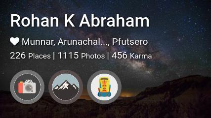 Rohan K Abraham