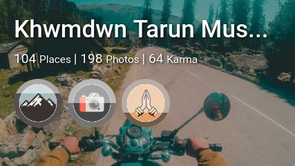 Khwmdwn Tarun Mushahary