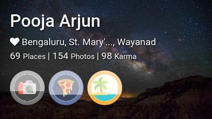 Pooja Arjun