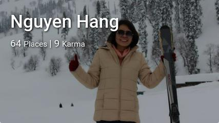 Nguyen Hang's traveler profile on MyWanderlust.in