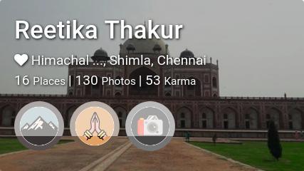 Reetika Thakur