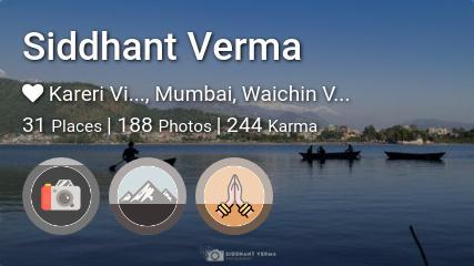 Siddhant Verma