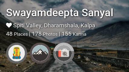 Swayamdeepta Sanyal