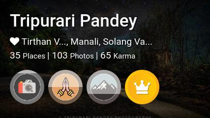 Tripurari Pandey