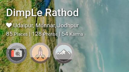 DimpLe Rathod