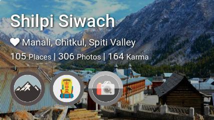 Shilpi Siwach's traveler profile on MyWanderlust.in