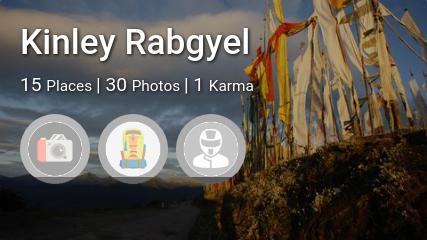 Kinley Rabgyel