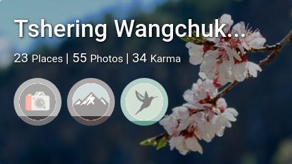 Tshering Wangchuk Bhutia