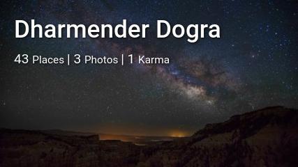 Dharmender Dogra